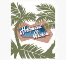 The Hollywood Riviera Kids Tee