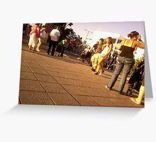 Paignton Festival Greeting Card