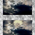 Boy in Clouds by jonsanders