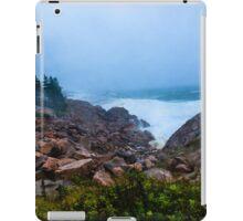 Stormy Day Cape Breton iPad Case/Skin