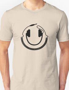 DJ Headphones Smile T-Shirt