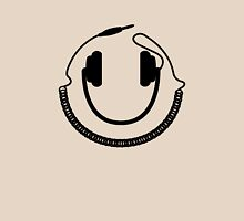 DJ Headphones Smile Unisex T-Shirt