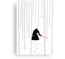 Star Wars - The Force Awakens Canvas Print