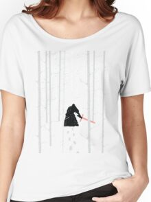 Star Wars - The Force Awakens Women's Relaxed Fit T-Shirt