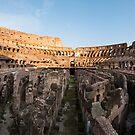 Il Colosseo IV by Adam Lack
