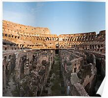 Il Colosseo IV Poster