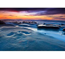 San Diego Sunset (La Jolla) Photographic Print