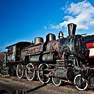 Smokin' Train by Marty Straub
