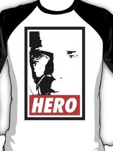 "Sergeant Nicholas Brody ""Hero"" T-Shirt"