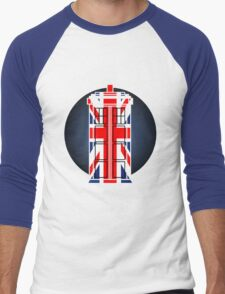 Dr Who - Jack Tardis  Men's Baseball ¾ T-Shirt