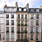 Paris houses by astrolabio