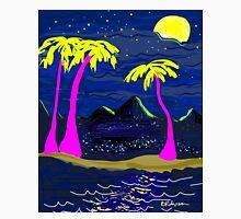 Moonlit Island Unisex T-Shirt