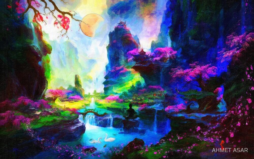 fantasy valley 4 by Adam Asar