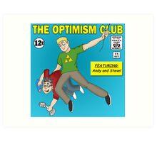 The Optimism Club Logo - Standard Art Print