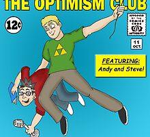 The Optimism Club Logo - Standard by theoptimismclub