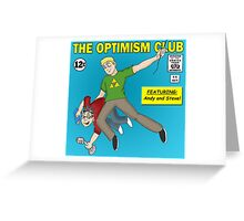The Optimism Club Logo - Standard Greeting Card