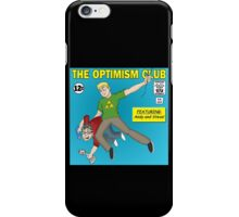 The Optimism Club Logo - Standard iPhone Case/Skin