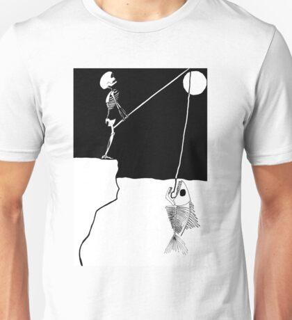 Night Fishing Unisex T-Shirt