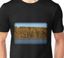 Golden Hour October Shoreline Unisex T-Shirt