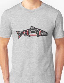 Totem Salmon Unisex T-Shirt
