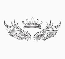 Swan Queen Symbol Baby Tee