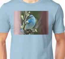 Bluebird Portrait #1 Unisex T-Shirt