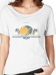 The best surfing in the universe Women's Relaxed Fit T-Shirt