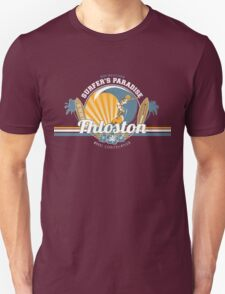 The best surfing in the universe T-Shirt