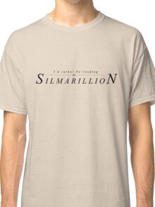 Reading the Silmarillion Classic T-Shirt