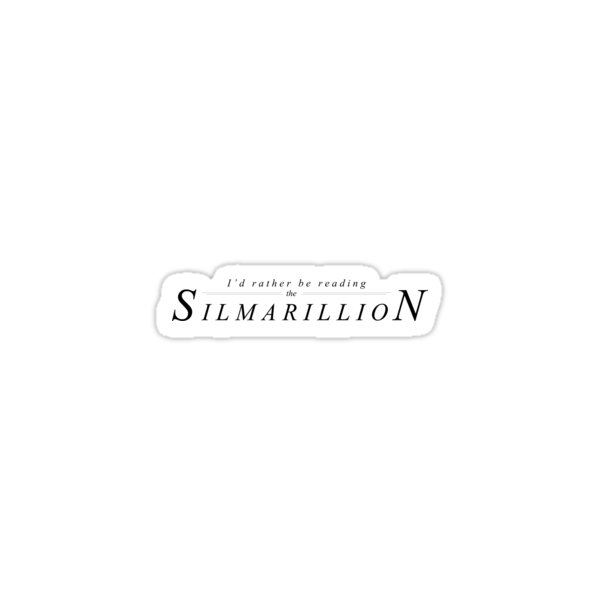 Reading the Silmarillion by Colester