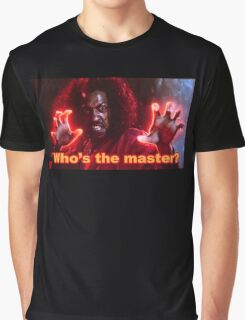 Sho'Nuff Graphic T-Shirt