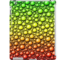 Bubble Rasta iPad Case/Skin