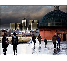 Canary Wharf 003 Photographic Print