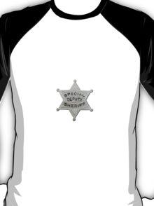 Special Deputy Sheriff T-Shirt