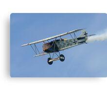 Fokker D-VII Replica Canvas Print