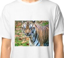 Staring into the Eyes of Danger Classic T-Shirt