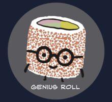 Genius Roll One Piece - Long Sleeve