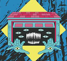 Garage Demon by Walshmelon