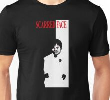 Scarred Face T-Shirt