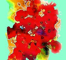 Still life ... poppies  by OlaG