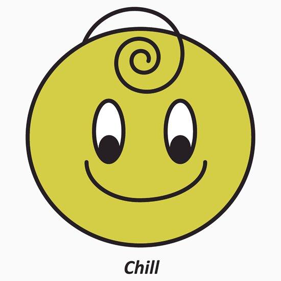 chillen smiley