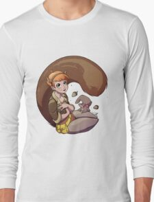 Unbeatable Squirrel Girl Long Sleeve T-Shirt