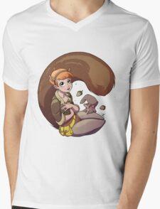 Unbeatable Squirrel Girl Mens V-Neck T-Shirt