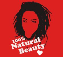 Natural Beauty Red by NatanYah Ysrayl