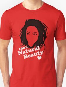 Natural Beauty Red T-Shirt