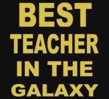 Best Teacher in the Galaxy by danraji