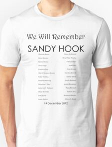 In Memory of Newtown T-Shirt