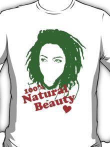 Natural Beauty Yellow T-Shirt