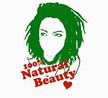 Natural Beauty Yellow Unisex T-Shirt