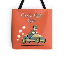 Go, Luigi. Go! Tote Bag